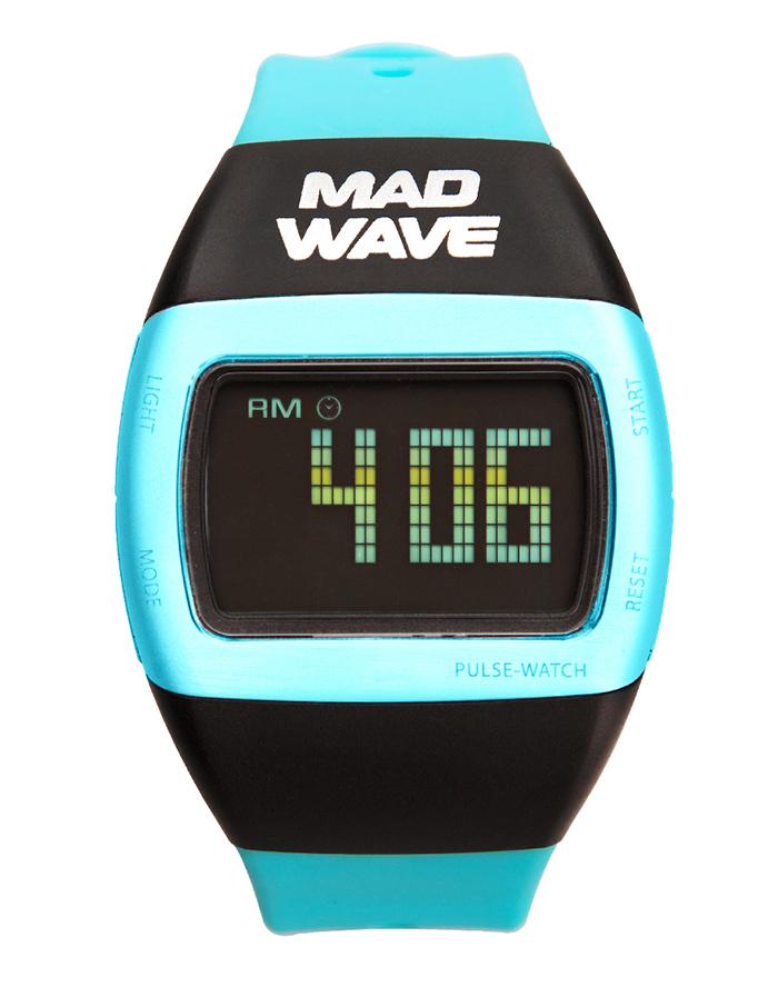 часы для плавания mad wave