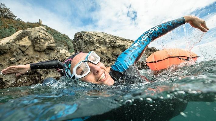 техника плавания в открытой воде